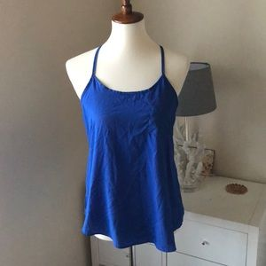 \Forever 21\• Royal Blue Tank Top